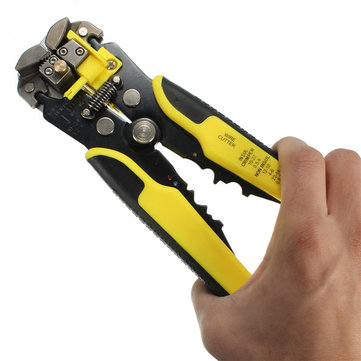 Multifunctional Automatic Wire Stripper Crimping Pliers