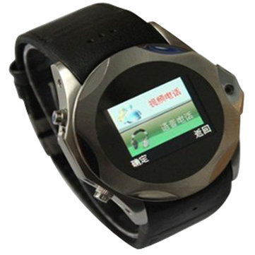 S730 Digital Watch Phone with 1.3 inch OLED Touch Screen Dual SIM Standby Bluetooth MP3/MP4