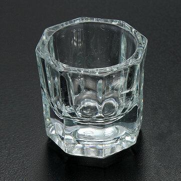 แก้วคริสตัลแบบมืออาชีพสำหรับน้ำยาอะคริลิก